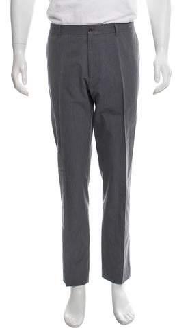 Dolce & Gabbana Woven Dress Pants