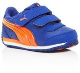 Puma Boys' Speed Light Up V Sneakers - Walker, Toddler