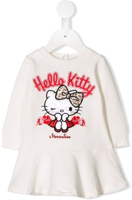 MonnaLisa Hello Kitty print dress