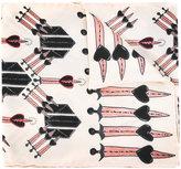 Valentino Garavani Valentino Love Blade scarf - women - Silk - One Size