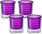 Tervis 8-oz. Plum Twist Set of 4 Insulated Tumblers