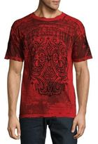 Affliction Short-Sleeve Cotton Tee