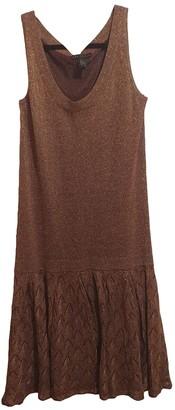 MANGO Brown Dress for Women