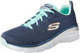 Skechers Sport Women's Fashion Fit Sneaker