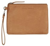 Status Anxiety Tan Fixation Clutch