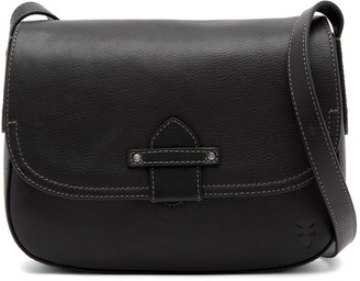 Frye Olivia Leather Crossbody Bag