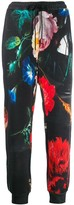 Paul Smith floral track pants
