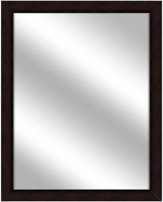 PTM Images Over the sink Vanity Mirror, Dark Bronze, 24.75x30.75