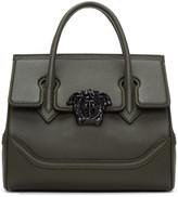 Versace Green Medium Empire Bag