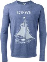 Loewe boat jumper - men - Virgin Wool - S