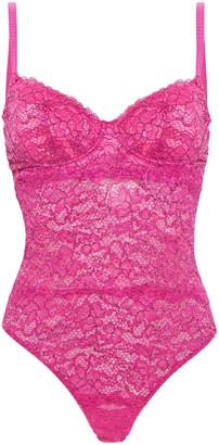 Cosabella Preta Corded Lace Bodysuit