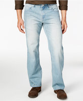 INC International Concepts Men's Relaxed-Fit Light Wash Jeans, Only at Macy's