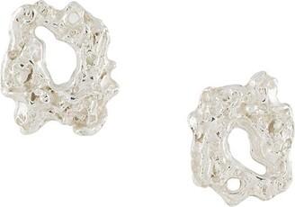 LOVENESS LEE Pereskia stud earrings