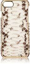 Barneys New York Men's Python iPhone® 7 Case-NUDE