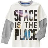Gymboree Space Tee