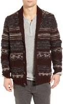 John Varvatos Men's Wool Cardigan