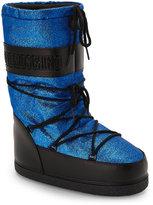 Love Moschino Bluette Glitter Snow Boots