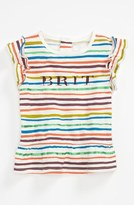 Burberry 'Mini Tahira' Top (Toddler)
