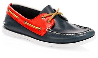 Sperry Cloud Authentic Original Leather Boat Shoes