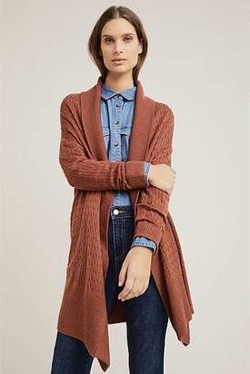Witchery Cable Cocoon Cardigan