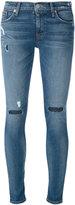 Hudson skinny jeans - women - Cotton/Polyester/Spandex/Elastane/Tencel - 25