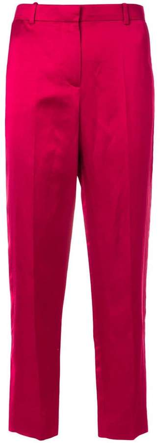Givenchy high waist tapered trousers