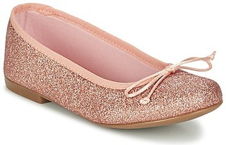 Citrouille et Compagnie GLIGLO girls's Shoes (Pumps / Ballerinas) in Pink