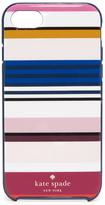 Kate Spade Berber Stripe iPhone 7 / 8 Case