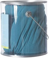Kickee Pants Solid Fitted Crib Sheet, Bay by