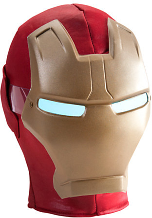 Disney Iron Man 3 Deluxe Light-Up Costume for Boys