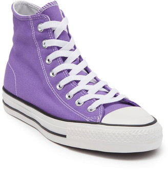 Converse Chuck Taylor All Star Pro Purple Hi Top Sneaker