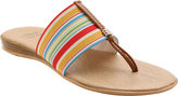 Andre Assous Women's Nice Thong Sandal