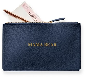 Mark And Graham Signature Leather Pouch