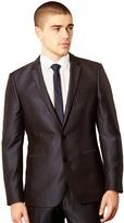 Thomas Nash Blue Tonic Suit Jacket