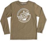 Volcom Graphic-Print T-Shirt, Little Boys (2-7)
