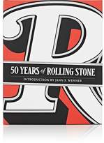 Abrams Books 50 Years Of Rolling Stone: The Music, Politics, And People That Changed Our Culture