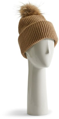 Max Mara Virgin Wool Pier Beanie Hat