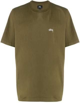 Stussy logo oversized T-shirt