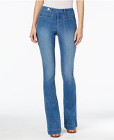 Style&Co. Style & Co Petite Curvy-Fit Tucson Wash Bootcut Jeans, Created for Macy's