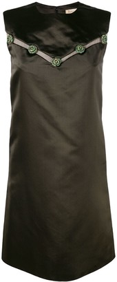 Christian Dior 1960's Pre-Owned Structured Dress