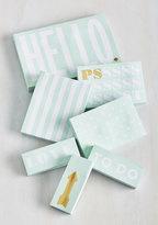 Kate Spade Adhesive Said, She Said Sticky Note Set