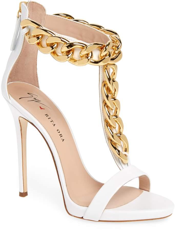 c6fe18a6e3d97 Giuseppe Zanotti Strap Women's Sandals - ShopStyle