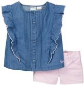 Roxy Diana Top & Short Set (Little Girls)