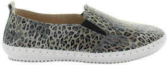 Just Bee Just Bee Coble Leopard Sneaker