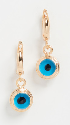 Maison Irem Evil Eye Earrings