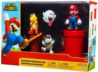 "Nintendo 2.5"" Dungeon Diorama Set"