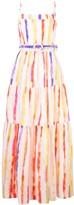 Nicholas Kerala tiered dress