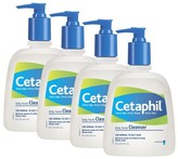 Cetaphil Daily Facial Cleanser - 4 Pack
