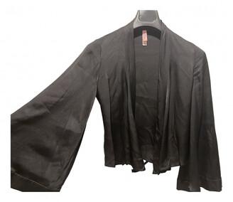 Agent Provocateur black Silk Tops