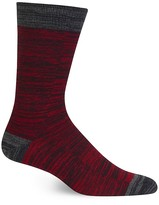 Hot Sox Melange Stripe Socks